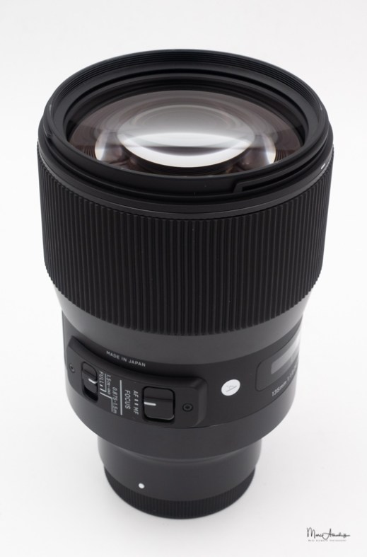 Sigma 135mm F1.8 DG Art-3