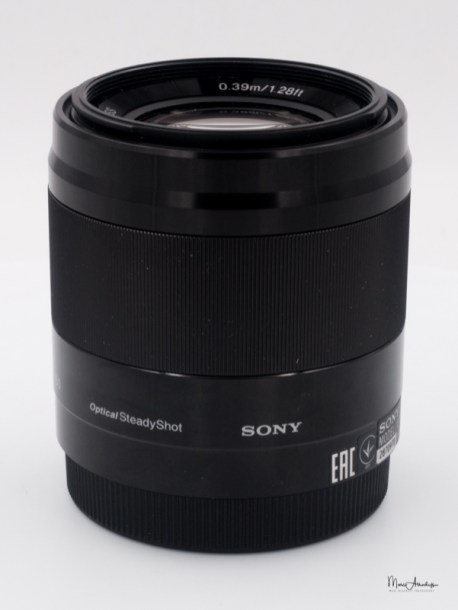 Sony E 50mm F1.8 OSS-2