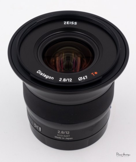 Zeiss Touit 12mm F2.8-5
