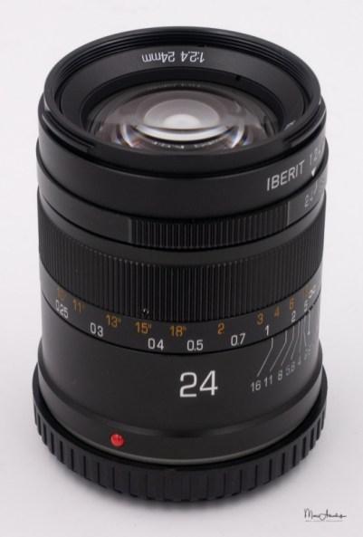 Kipon Iberit 24mm F2.4-4