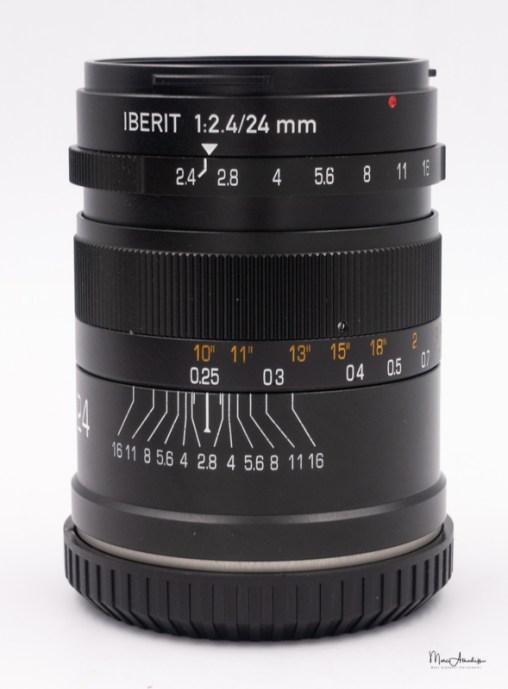 Kipon Iberit 24mm F2.4-5