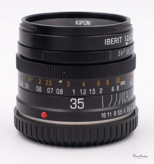 Kipon Iberit 35mm F2.4-1