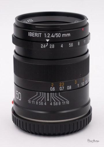 Kipon Iberit 50mm F2.4-5