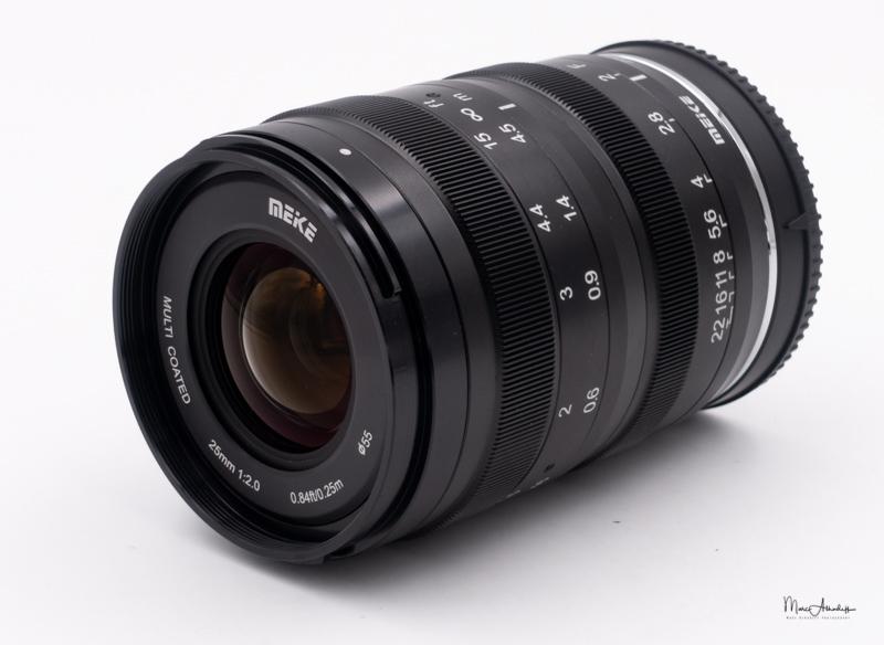 Meike 25mm F2-3
