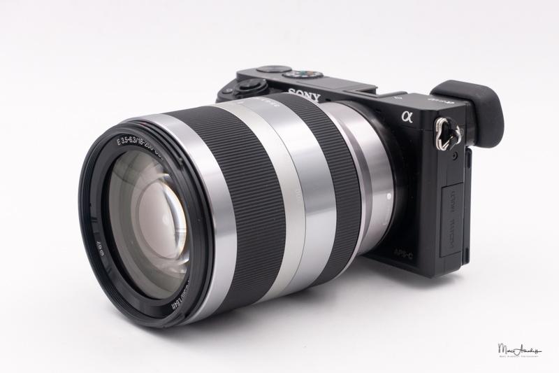 Sony E 18-200 F3.5-6.3 OSS-10