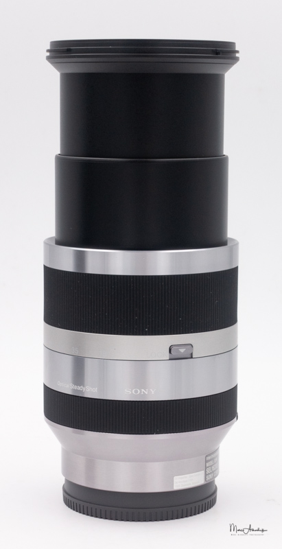 Sony E 18-200 F3.5-6.3 OSS-4