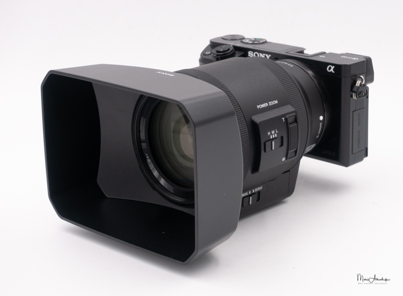 Sony E PZ 18-200 F3.5-6.3 OSS-22