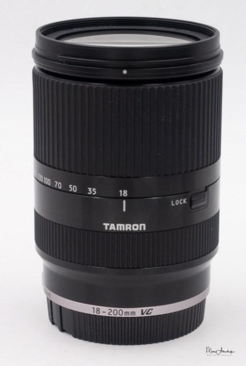 Tamron 18-200mm F3.4-6.3 Di III VC-1