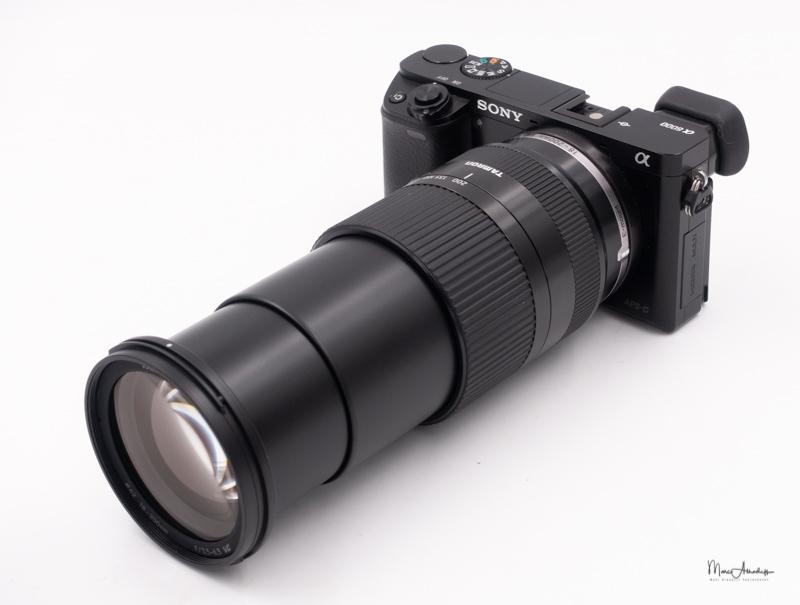 Tamron 18-200mm F3.4-6.3 Di III VC-11