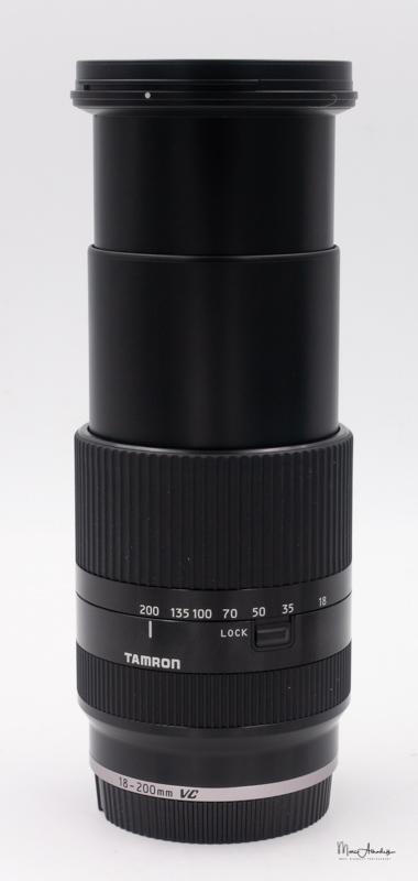 Tamron 18-200mm F3.4-6.3 Di III VC-3