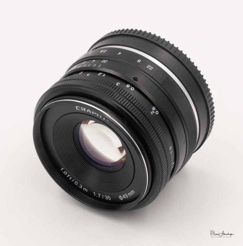 craphy 35mm f1.7-4