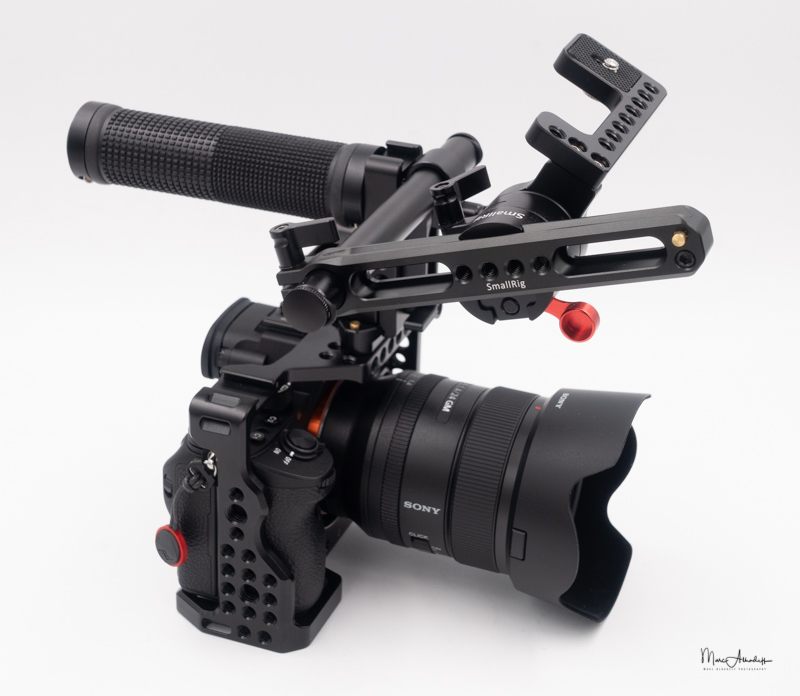 smallrig 1903 evf mount with nato rail- 022