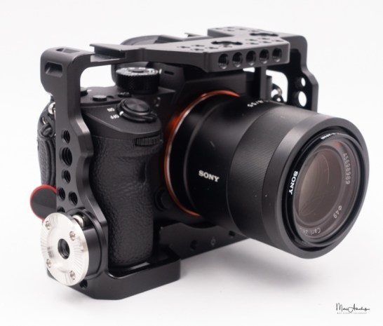 SmallRig Arri rosette on cage-001