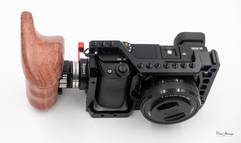 SmallRig Cage for Sony A6500 and A6300 1889-011