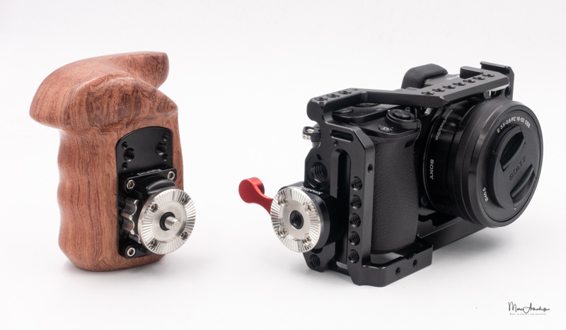 SmallRig Cage for Sony A6500 and A6300 1889-012