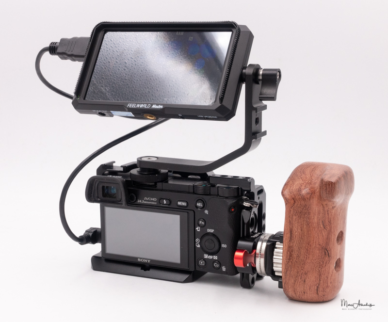 SmallRig Cage for Sony A6500 and A6300 1889-013