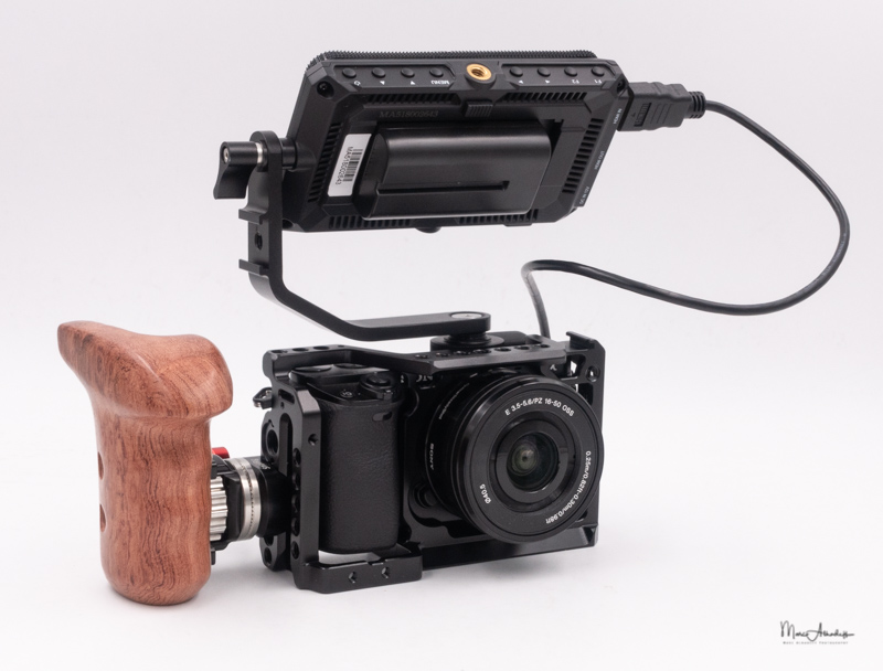 SmallRig Cage for Sony A6500 and A6300 1889-015