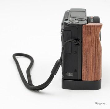 SmallRig L-shape wooden grip for Sony RX100 III IV V VA 2248-009