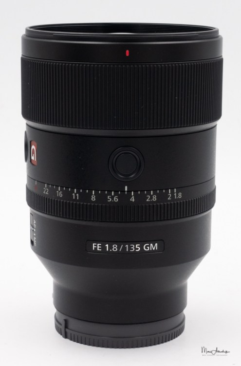 Sony 135mm F1.8 GM-001
