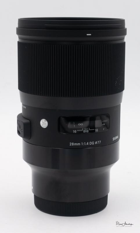 Sigma 28mm F1.4 DG HSM Art-1