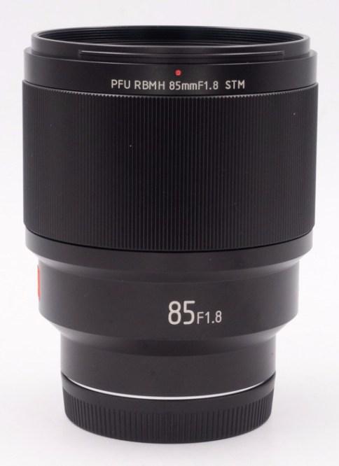 Viltrox PFU RBMH 85mm F1.8 STM-02