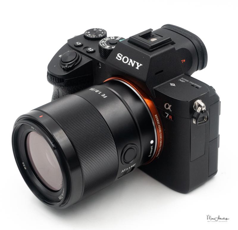 Sony FE 35mm F1.8-9