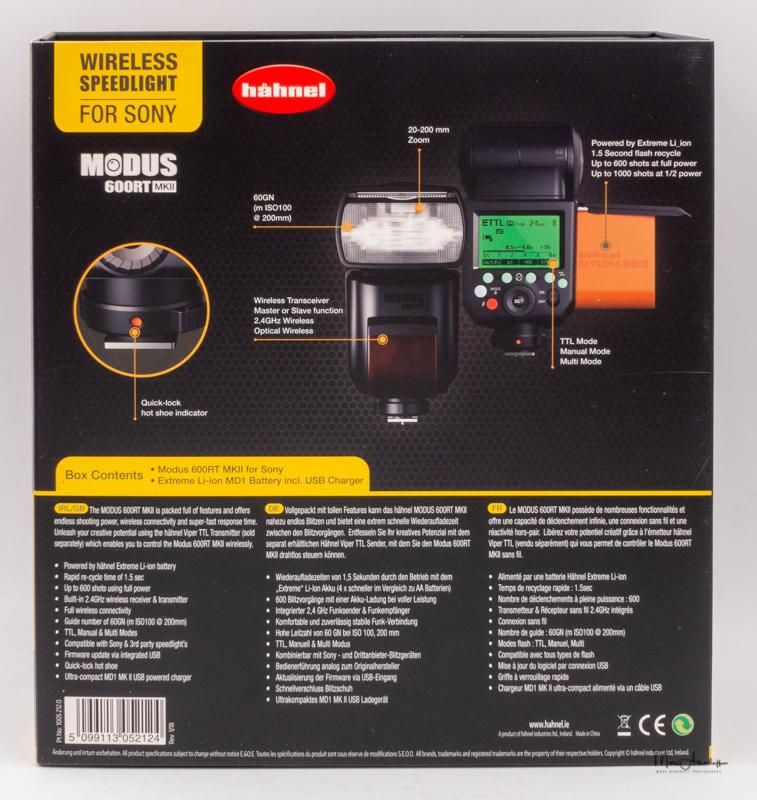 Hähnel - Modus RT600-04-2