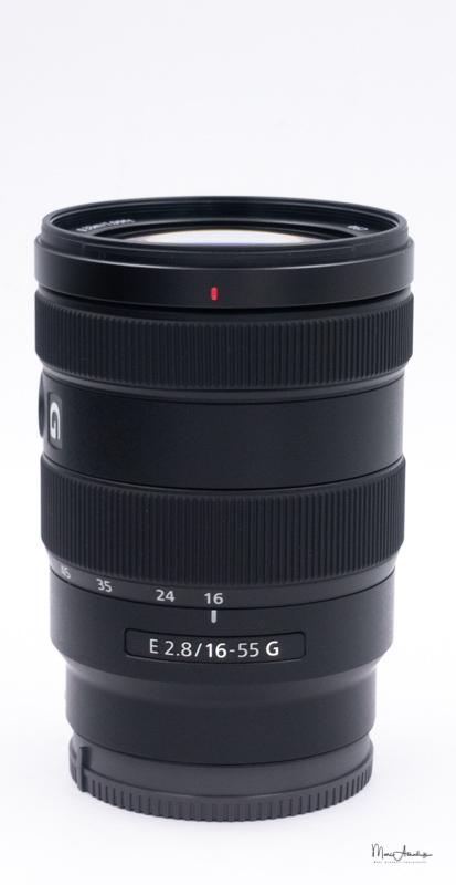 Sony E 16-55mm F2.8 G-1