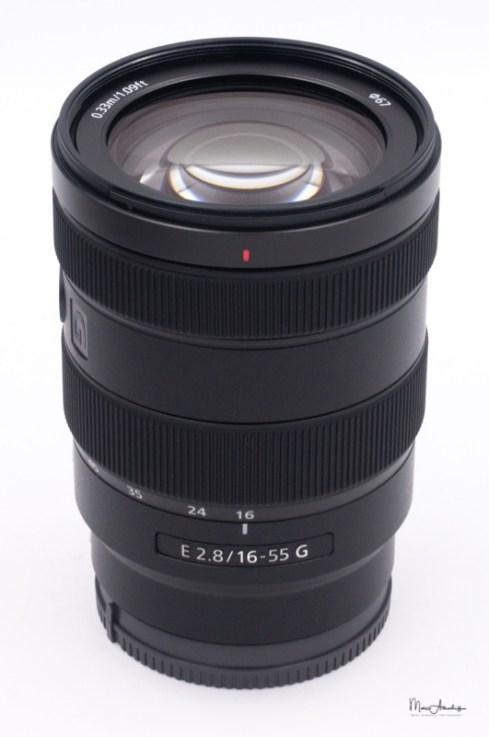 Sony E 16-55mm F2.8 G-2