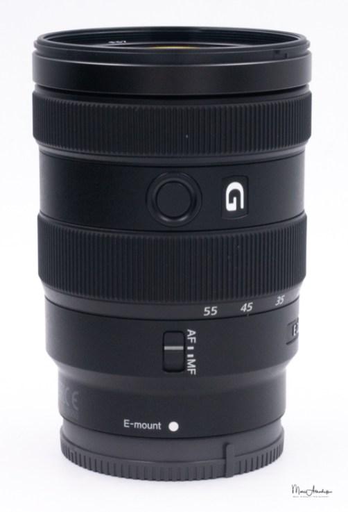 Sony E 16-55mm F2.8 G-3