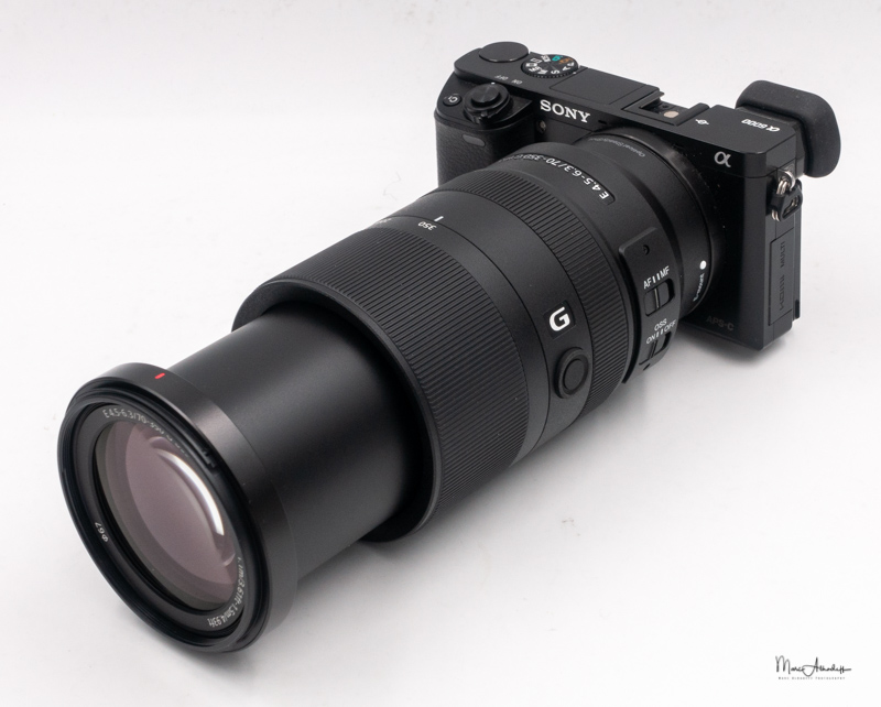 Sony E 70-350mm F4.4-6.3 G OSS-16