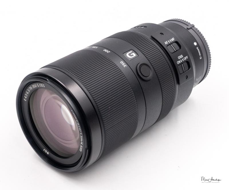 Sony E 70-350mm F4.4-6.3 G OSS-5