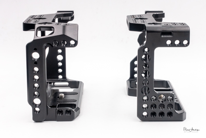 SmallRig Cage 2096 vs CCS2416-02