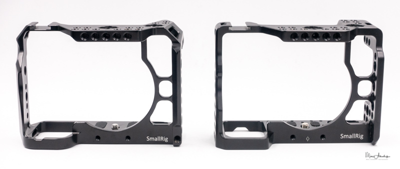 SmallRig Cage 2096 vs CCS2416-06