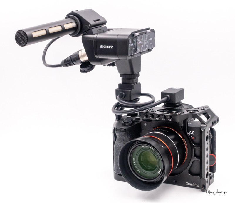 SmallRig Cage for Sony A7R IV CCS2416-23