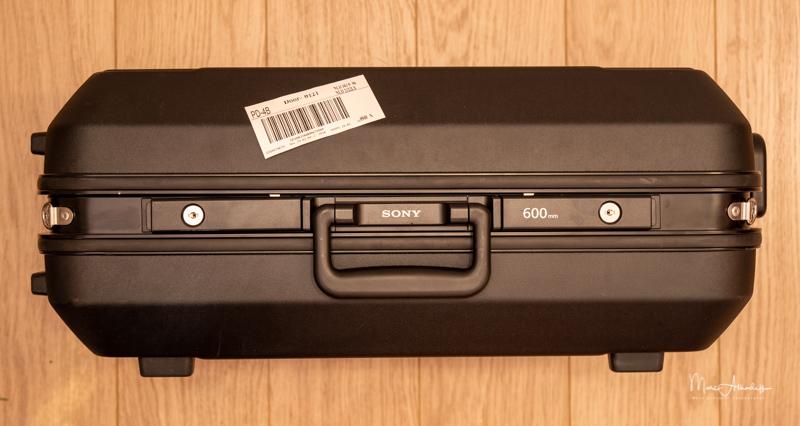 Sony FE 600 F4 GM OSS-21