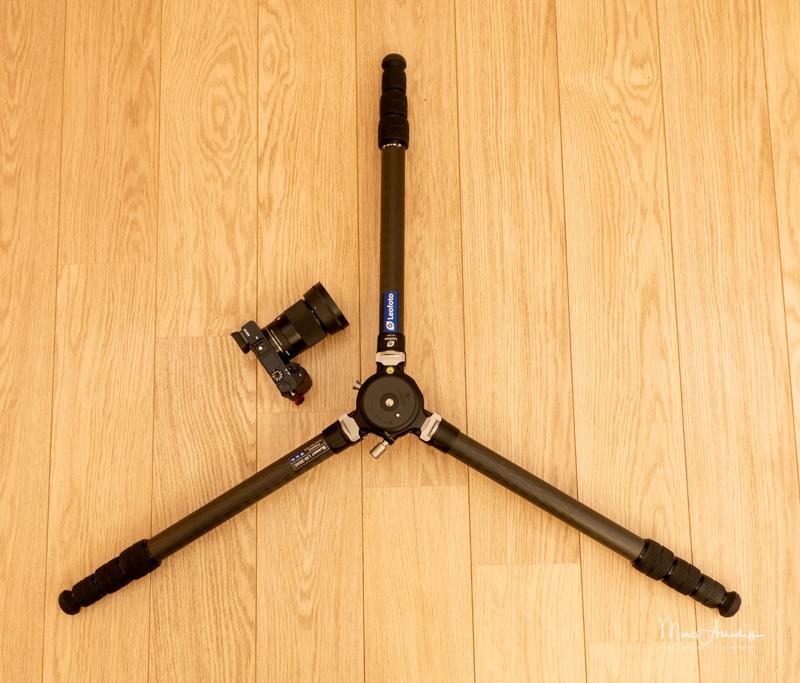 Leofoto LM-364C-43