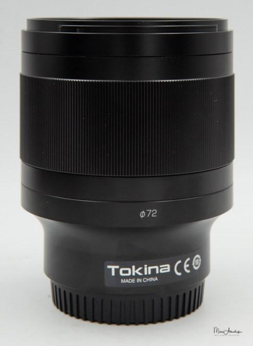 Tokina 85mm F1.8 atx-m-3