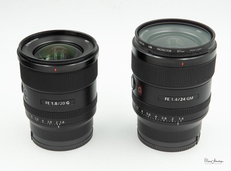 Sony FE 20mm F1.8 G-13