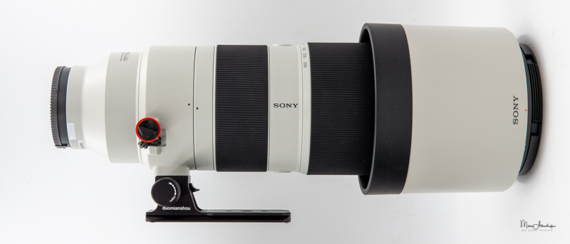 iShoot THS-260, Sony FE 200-600 F5.6-6.3 G OSS, Tripod Foot Replacement- 010