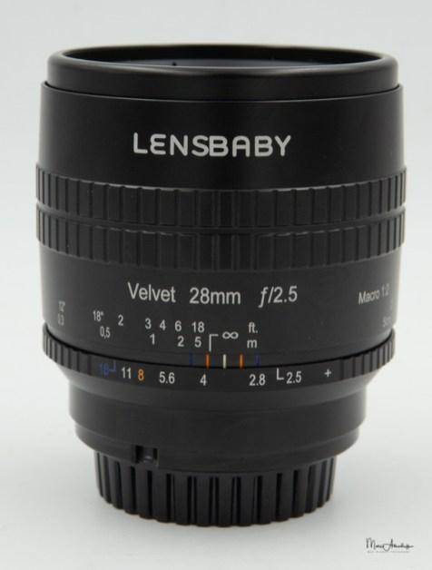 Lensbaby Velvet 28mm F2.5-1