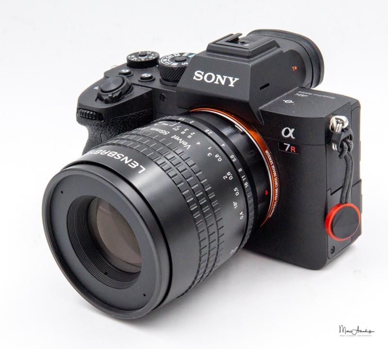 Lensbaby Velvet 56mm F1.6-14