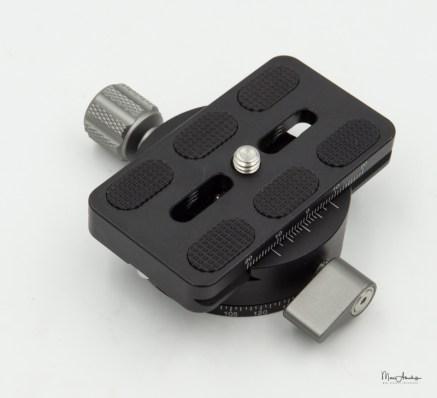 Leofoto RH-1L Panning clamp-2