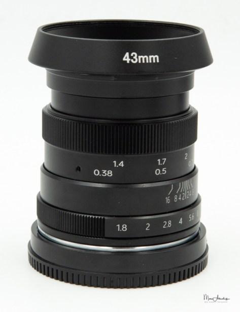 Pergear 50mm F1.8-6