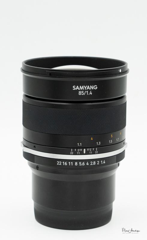 Samyang MF 85mm F1.4 MK2-2