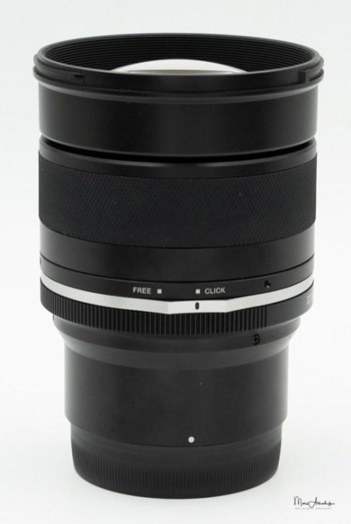 Samyang MF 85mm F1.4 MK2-4
