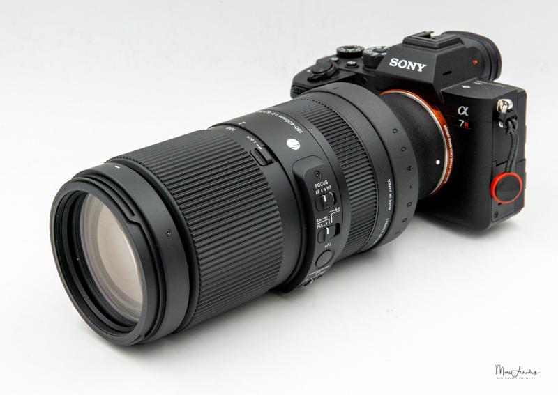 Sigma 100-400mm F5-6.3 DG DN OS-27