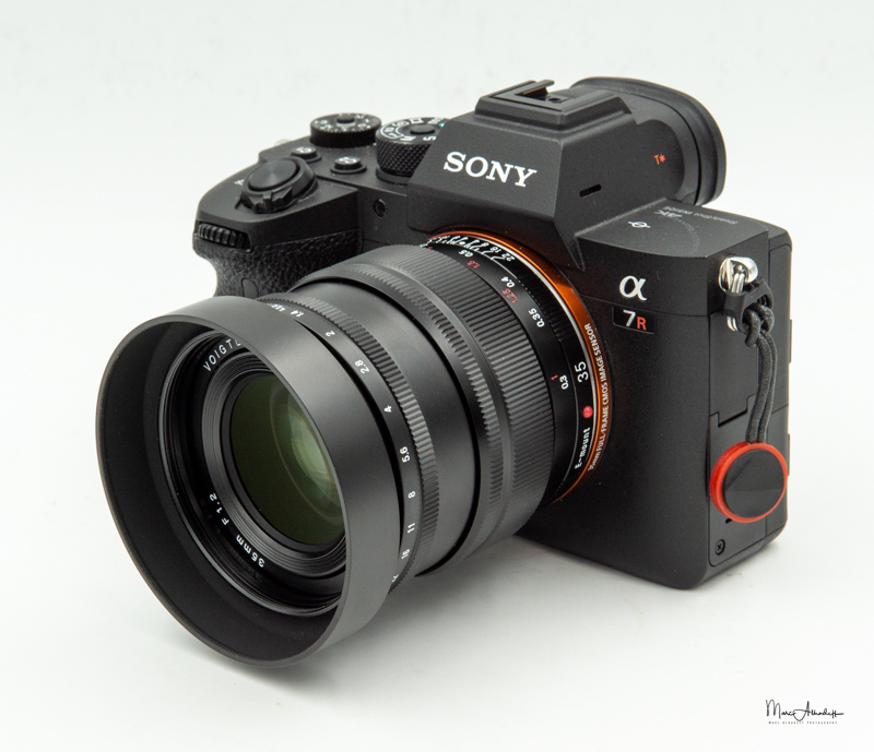 Voigtlander 35mm F1.2 Nokton SE-2