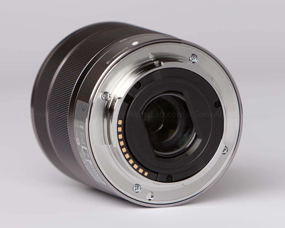Sony 18-55mm f/3.5-5.6 Zoom Lens, E-Mount