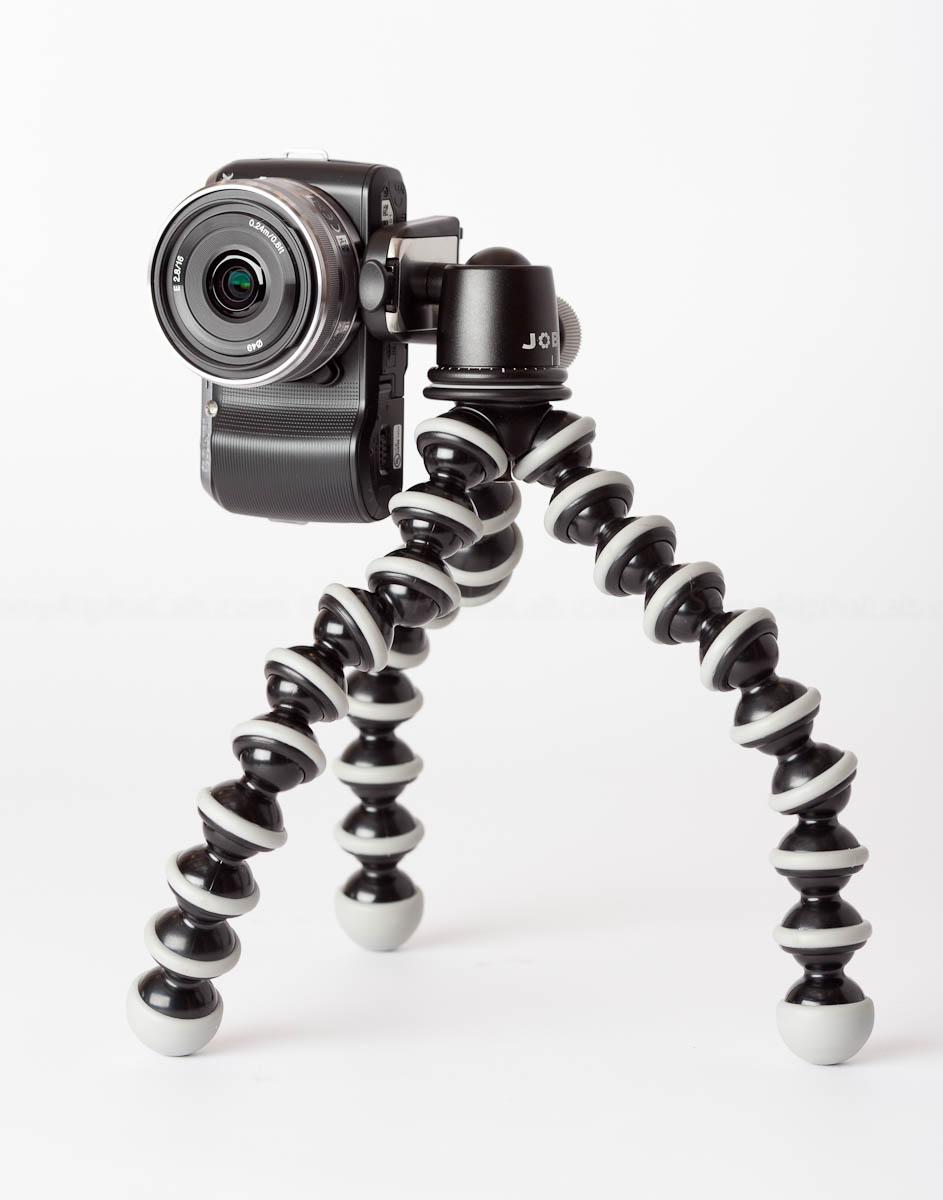 Joby Gorrillapod SLR-Zoom w/ Ballhead